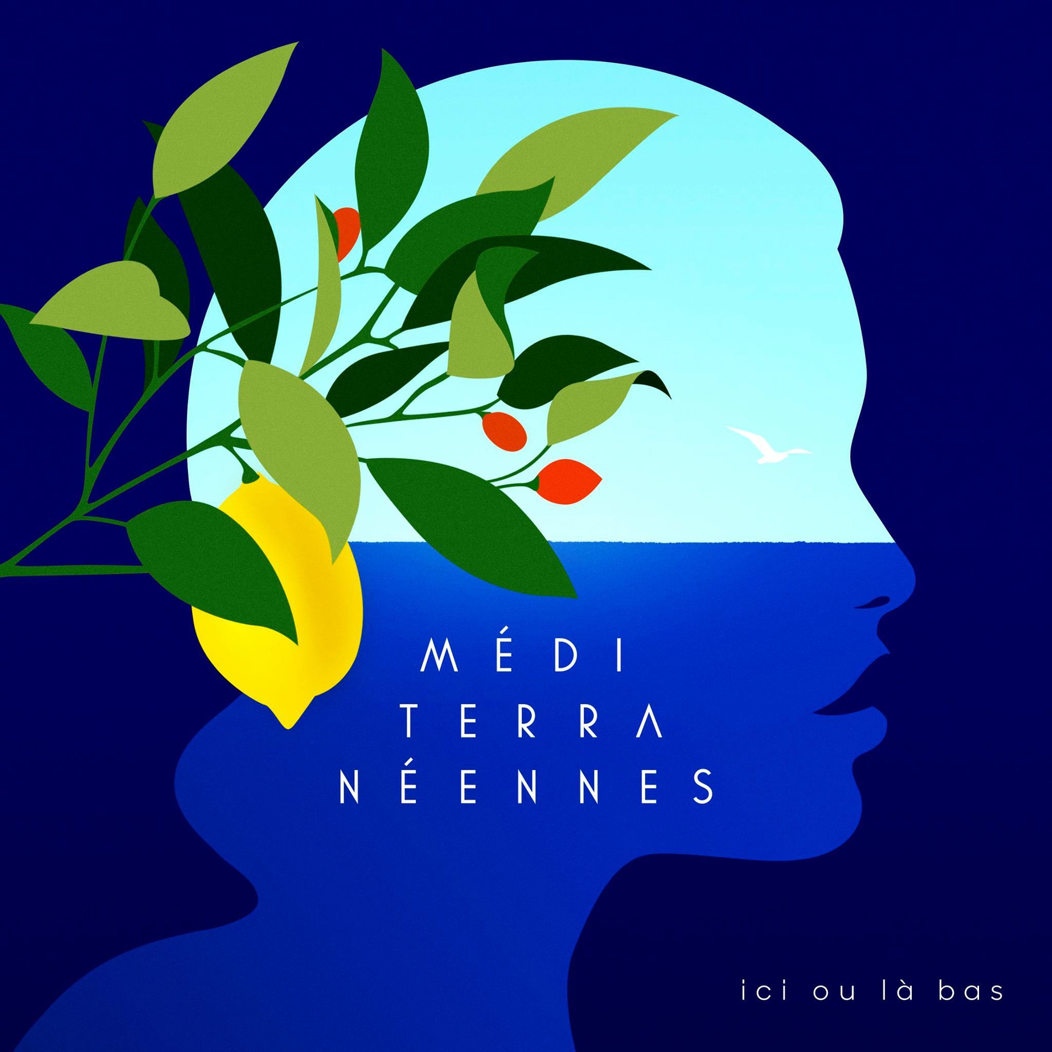 """Cover de """"Méditerranéennes"""""""