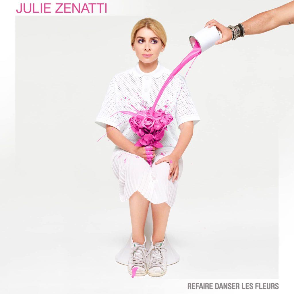 """Album """"Refaire danser les fleurs"""""""
