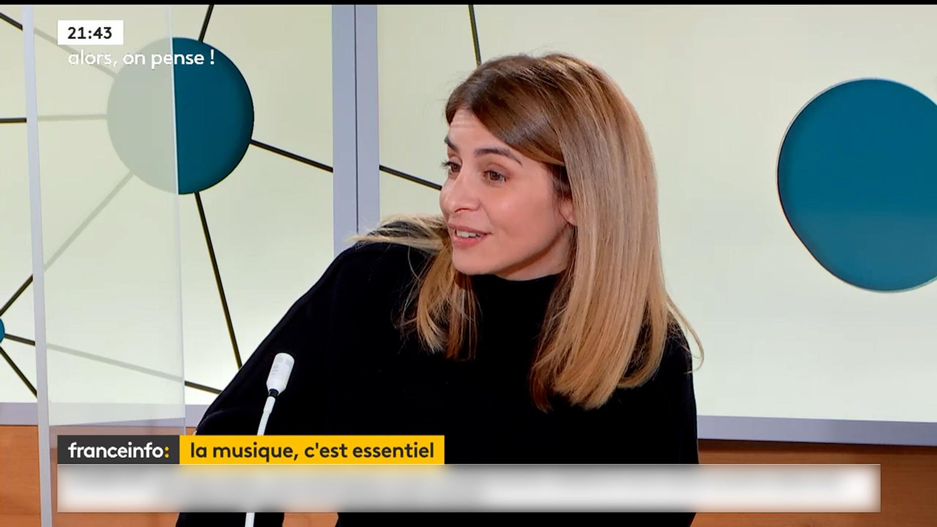 Alors, on pense (Franceinfo TV - 19/03/2021)
