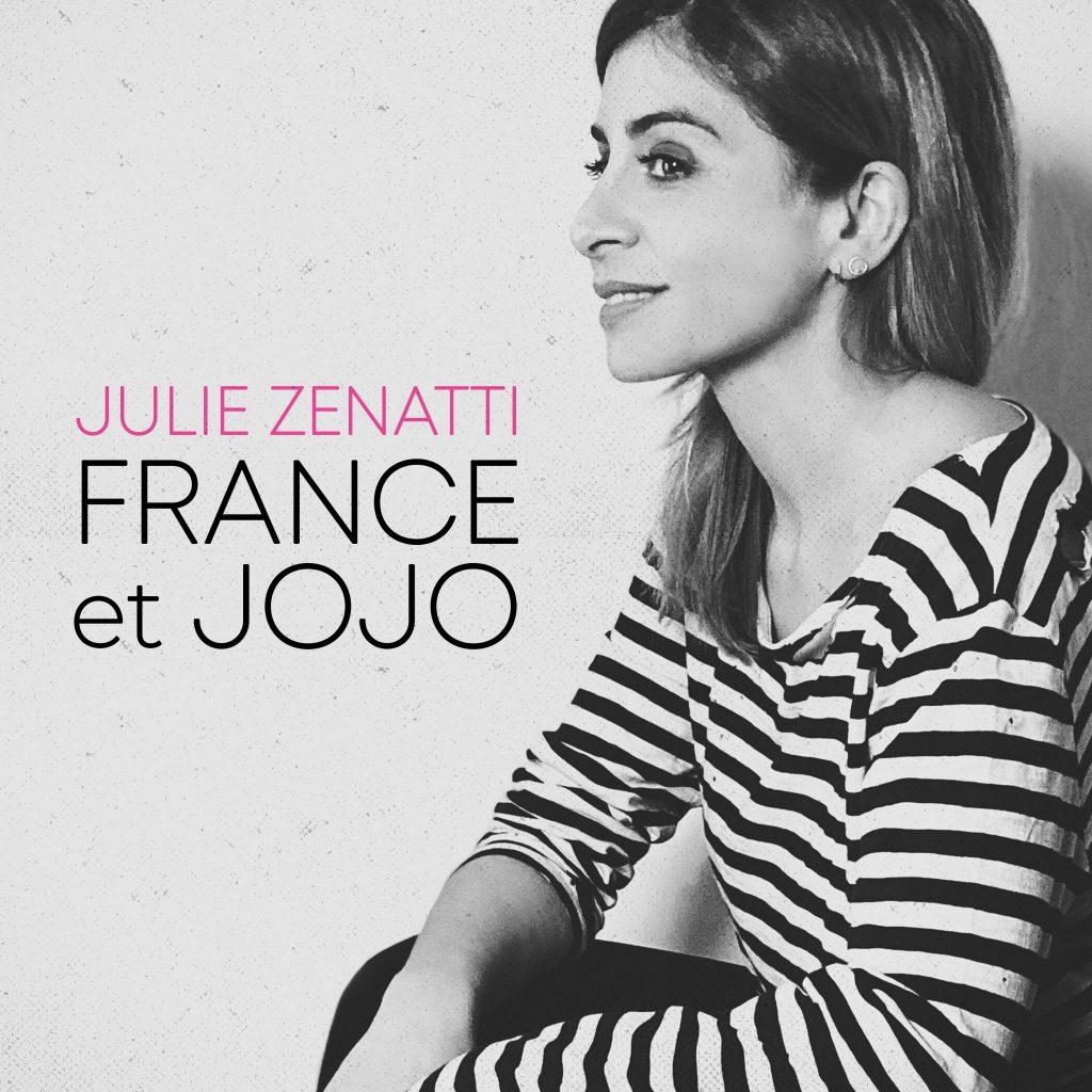 """Pochette du single de Julie : """"France et Jojo"""""""